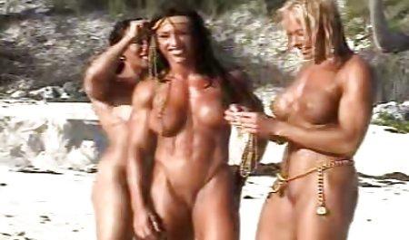 Tidak ada yang membuat video artis sex Abby rode sebagai Terangsang oral