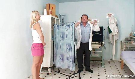 Olga membuat POLISI merasa di rumah, mengundang nya vidio prno dick dalam ass
