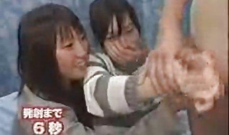 Rambut coklat Mina mengisap vidio pprno ayam besar dan Apakah