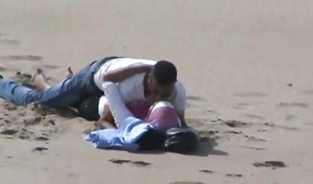 Jerman vidio sex lesby Milf ibu dan ayah bercinta di luar ruangan di pertanian